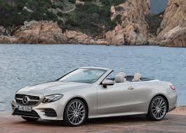 unveiled mercedes benz e class cabriolet with video cars co za