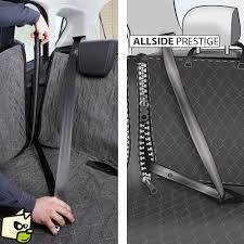 protection siege voiture pour siege auto plaid auto allside prestige protection complète pour vos sièges de