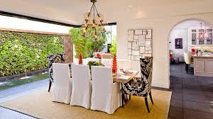 slipcovered dining chairs homesfeed