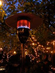 patio heaters hire cool party extras staging hire co