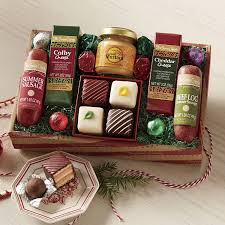 food gifts for men treasure food gift from the swiss colony
