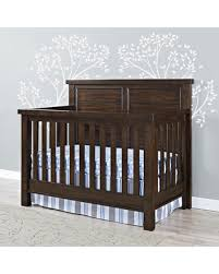 Convertible 4 In 1 Cribs Deal Alert Bertini Timber Lake 4 In 1 Convertible Crib Walnut