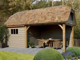 abri de jardin cottage wales poolhouse cottage stijl houten cottage poolhouse