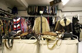 east clothing east end thrift store shopping in stepney london