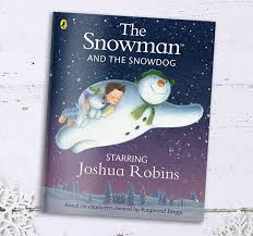 My Magic Name Personalised Story Books A Fab Personalised The Snowman And The Snowdog Starring Your Child