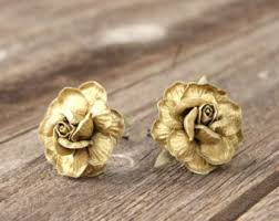 flower hair pins flower hair pin etsy