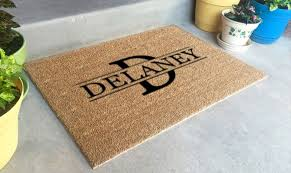 Commercial Doormat Custom Logo Door Mats Charming Personalized Commercial Door Mats