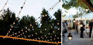 Backyard Wedding Lighting by Personalizing A Backyard Weddingtruly Engaging Wedding Blog