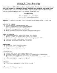 time resume exles part time resumes beautiful resume sle for part time with