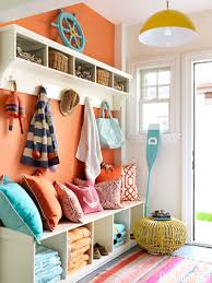 How To Decorate A Foyer In A Home Mudroom Design Ideas How To Decorate A Mudroom