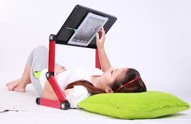 Furinno Adjustable Laptop Desks Icraze For Adjustable Vented Laid Back Tablet