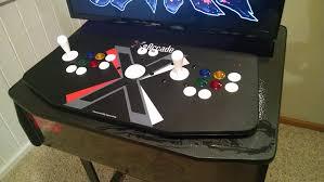 Tankstick Cabinet Plans 100 X Arcade Mame Cabinet Plans Retrogeeker Ultimate 46