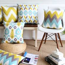Blue And Yellow Home Decor by Popular Blue Yellow Decor Buy Cheap Blue Yellow Decor Lots From