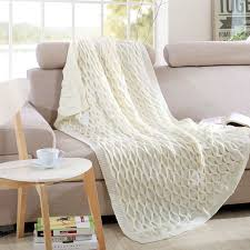 throws and blankets for sofas knitted sofa throws catosfera net throughout throw blankets for