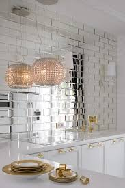 Mirror Bathroom Tiles Best 25 Mirrored Subway Tiles Ideas On Pinterest 重庆幸运农场倍