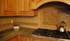 kitchen mosaic backsplash mixed tile design flecks of design mosaic