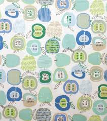 alexander henry cotton fabric apple of my eye soft pool joann