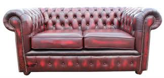 canapé angleterre chesterfield vintage 2 places canapé canapé antique oxblood