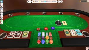 Table Top Poker Table Tabletop Simulator Fallout Poker 1 0 Youtube
