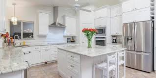 neoclassical style homes white granite countertops in ta homes make a neoclassical style