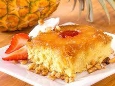 pineapple upside down cake from roy u0027s hawaiian recipe