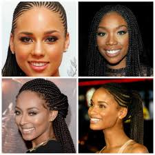 hairstlye of straight back straight back cornrows hairstyles 42lions com