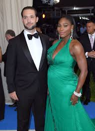 serena williams and alexis ohanian welcome daughter