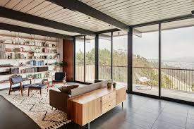 mid century architecture eichler mid century home gets a modern refresh hypebeast