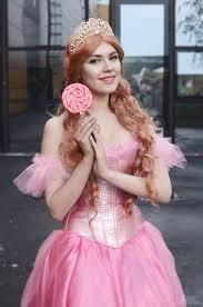 barbie sugarplum princess cosplay by anastasia lion photo