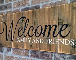 25 unique welcome signs ideas on wooden welcome signs