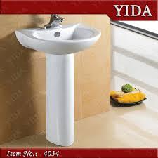 Wash Basin Designs by Square Color Basin For Sale Two Piece Pedestal Basin Wash Basin