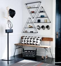 an easy elegant entryway makeover cb2 idea central