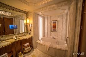 Tv In Mirror Bathroom by St Regis Luxury Hotel Abu Dhabi Uae U2013 Mirror Tv In Bathroom Travoh