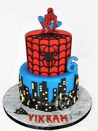 14 best dort spiderman images on pinterest cake spiderman