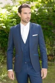 lavalli re mariage costume mariage parigi bleu roi avec gilet pinteres