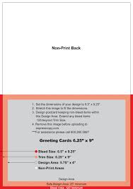 striking business card sizeate 8x4bumper printates and guidelines