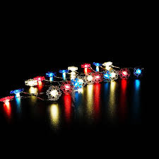 micro lights with timer snowflake shape string lights for patio micro 2m 20 led timer