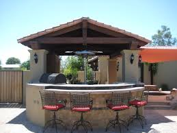 Bbq Patio Designs Remodel Patio Bbq Mediterranean Patio By Mooney