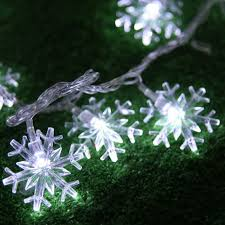 christmas awesome snowflake christmas lights photo inspirations
