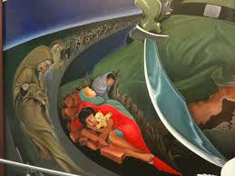 Denver International Airport Murals Pictures by Tanguma U0027s The Children Of The World Dream Of Peace Denver U2026 Flickr