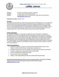 Public Affairs Cover Letter 28 Outreach Coordinator Resume Outreach Coordinator Resume