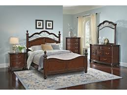 bedroom wooden value city bedroom sets in cherry finish for