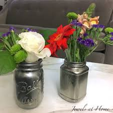 How To Paint Inside Glass Vases Vase Jewels At Home