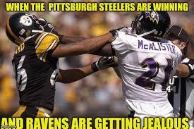 Steelers Ravens Meme - steelers imgflip