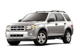 Ford Escape 2008 - ford recalls 914 000 escape explorer suvs for power steering issue