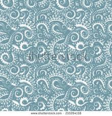octopus wrapping paper vector abstract floral seamless patternpaisley elements stock