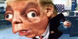 Meme Face Creator - mocking spongebob meme is the perfect way to mock donald trump