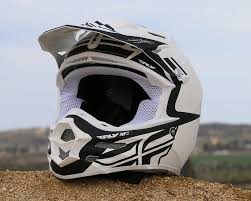 fly motocross helmet fly f2 carbon helmet dirt bike test