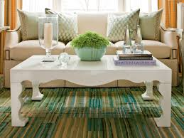 Living Room Without Coffee Table How To Decorate A Coffee Table Southern Living