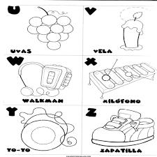 imagenes q inicien con la letra u nuevo dibujos para colorear que empiecen con la letra a